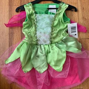 Other - Girls Toddler Fairy Halloween Dress in pink/green
